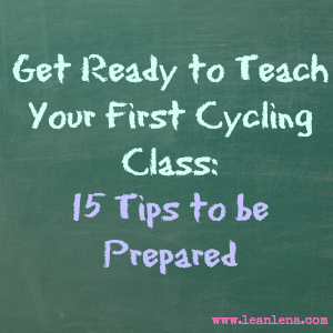 teach cycling